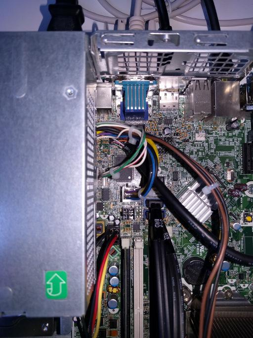 HP Compaq 8200 Elite SFF — coreboot 4 10-263-g3a323808f6 documentation